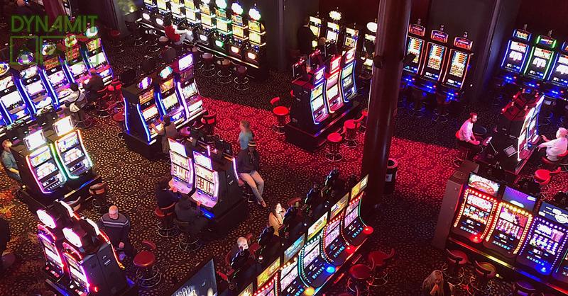 Skiss Vetenskapen bakom kasinon - Vetenskapen bakom kasinon
